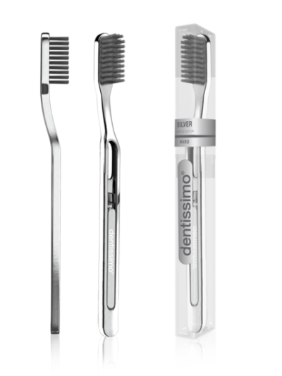 TOOTHBRUSH SILVER LIMITED EDITION